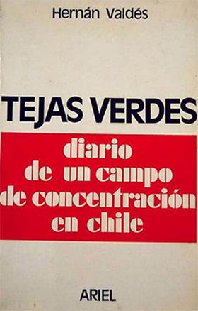 Portada de la edición española de Tejas Verdes.