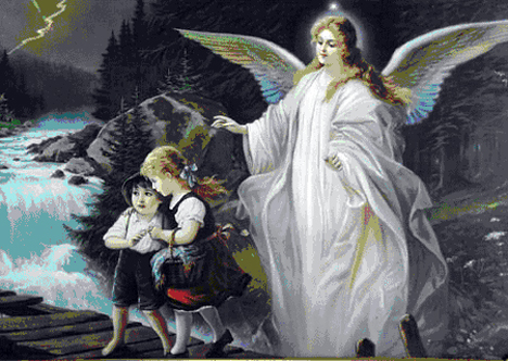Anjo da Guarda.